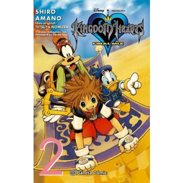 KINGDOM HEARTS: FINAL MIX 02