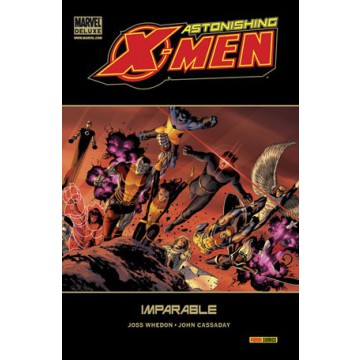 ASTONISHING X-MEN 04: IMPARABLE  (Marvel Deluxe)