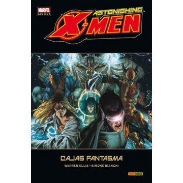 ASTONISHING X-MEN 05: CAJAS FANTASMA (Marvel Deluxe)