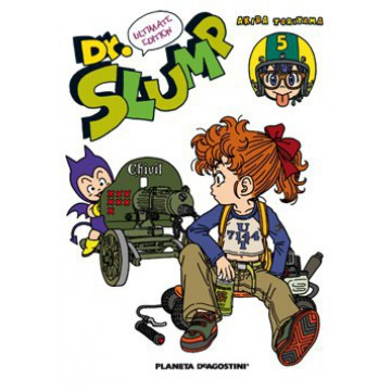 DR. SLUMP 05 (Ultimate Edition)