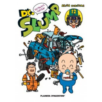 DR. SLUMP 12 (Ultimate Edition)