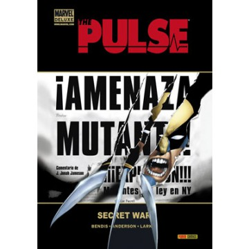 THE PULSE 02: SECRET WAR (Marvel Deluxe)