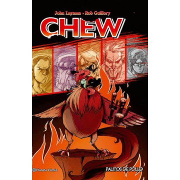 CHEW 09: PALITOS DE POLLO