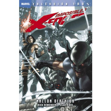 IMPOSIBLES X-FORCE 02: NACIÓN DEATHLOCK