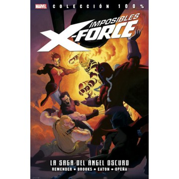 IMPOSIBLES X-FORCE 03: LA SAGA DEL ANGEL OSCURO