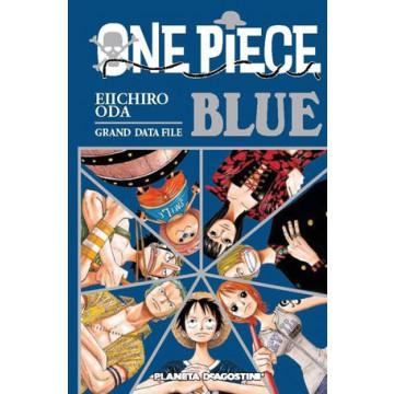 ONE PIECE GUÍA Nº 02 BLUE