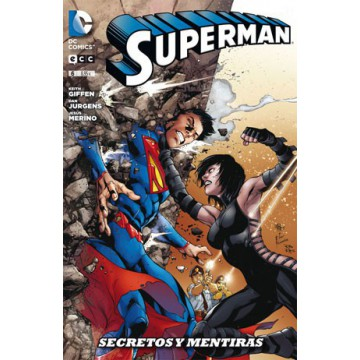 SUPERMAN 06 (Reedición trimestral)