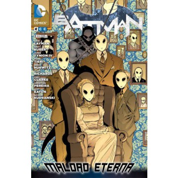 BATMAN: MALDAD ETERNA 02 (de 4)