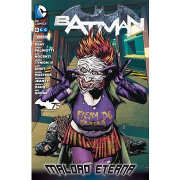 BATMAN: MALDAD ETERNA 04 (de 4)