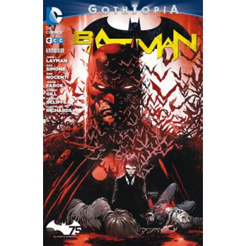 BATMAN: GOTHTOPIA 01