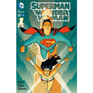 SUPERMAN / WONDER WOMAN 01