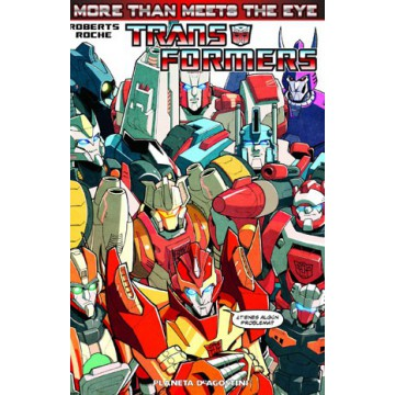 TRANSFORMERS: MORE THAN MEETS THE EYE 01