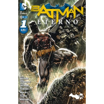 BATMAN ETERNO 01