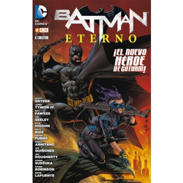 BATMAN ETERNO 10