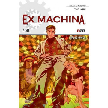 EX MACHINA 05: MALOS HUMOS