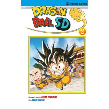 DRAGON BALL SD 02