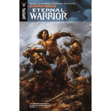 ETERNAL WARRIOR 01: LA ESPADA SALVAJE