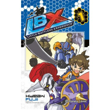LITTLE BATTLERS EXPERIENCE (LBX) 01