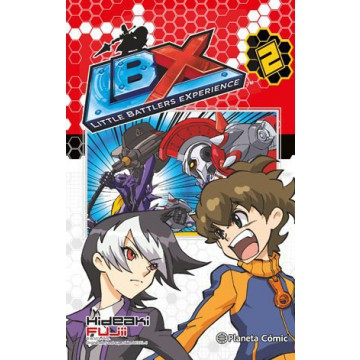 LITTLE BATTLERS EXPERIENCE (LBX) 02
