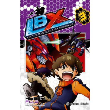 LITTLE BATTLERS EXPERIENCE (LBX) 03