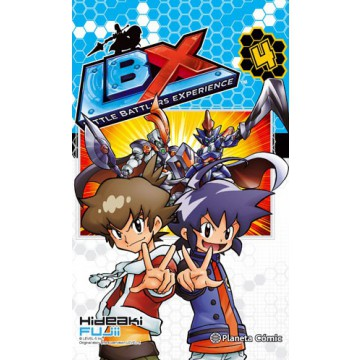 LITTLE BATTLERS EXPERIENCE (LBX) 04