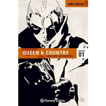 QUEEN AND COUNTRY 01