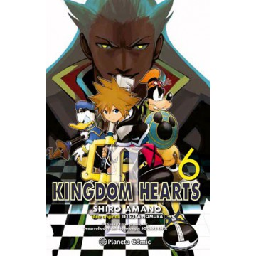 KINGDOM HEARTS II Nº 06