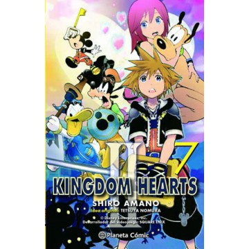 KINGDOM HEARTS II Nº 07