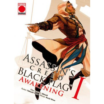 ASSASSIN´S CREED BLACK FLAG 01: AWAKENING