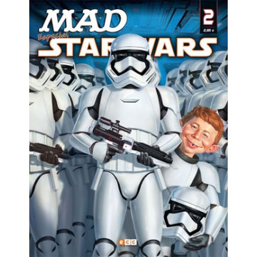 MAD: STAR WARS 02