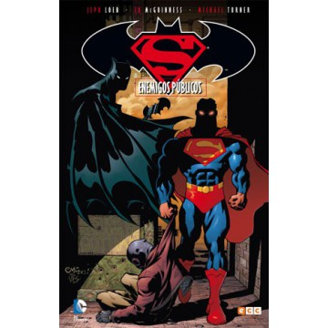 SUPERMAN/BATMAN 01: ENEMIGOS PÚBLICOS