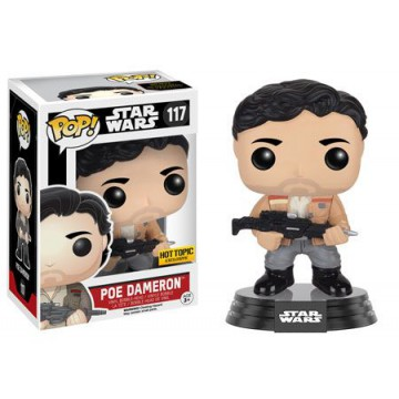 FIGURA POP! POE DAMERON (STAR WARS)