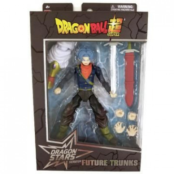 FIGURA FUTURE TRUNKS (DRAGON BALL SUPER ) - DRAGON STARS