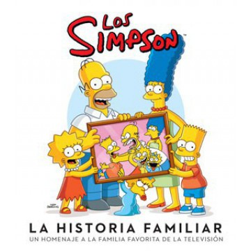 LOS SIMPSON: LA HISTORIA FAMILIAR