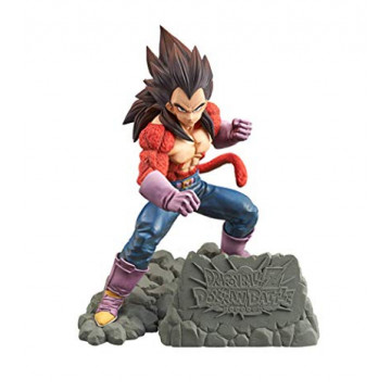 FIGURA VEGETA SUPER SAIYA 4 (DRAGON BALL Z) - DOKKAN BATTLE