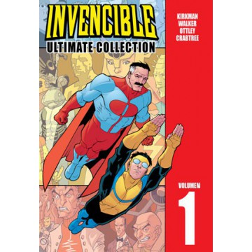 INVENCIBLE ULTIMATE COLLECTION 01