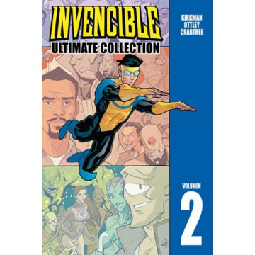 INVENCIBLE ULTIMATE COLLECTION 02