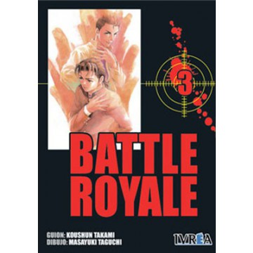 BATTLE ROYALE 03 (DE 15)