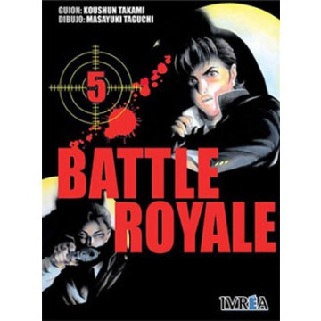 BATTLE ROYALE 05 (DE 15)