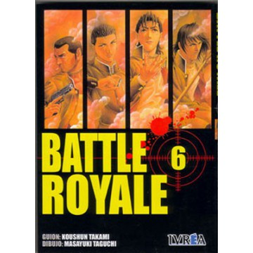 BATTLE ROYALE 06 (DE 15)