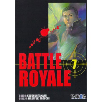 BATTLE ROYALE 07 (DE 15)
