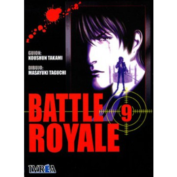 BATTLE ROYALE 09 (DE 15)