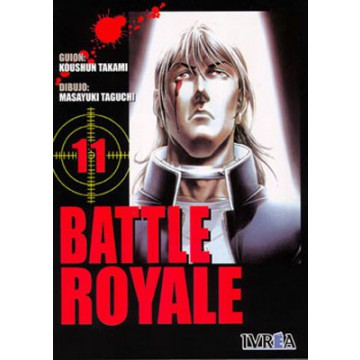 BATTLE ROYALE 11 (DE 15)