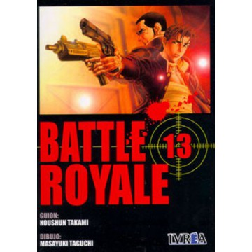 BATTLE ROYALE 13 (DE 15)