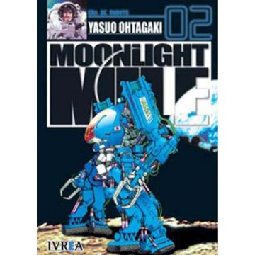 MOONLIGHT MILE 02: ERA DE ROBOTS
