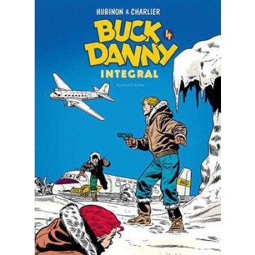 BUCK DANNY Integral vol. 04