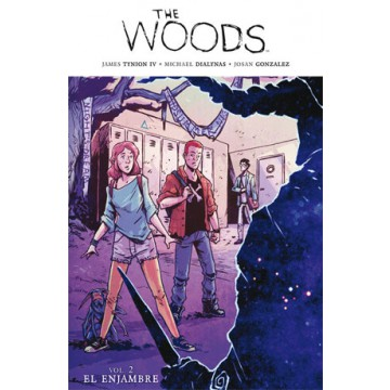 THE WOODS 02: EL ENJAMBRE