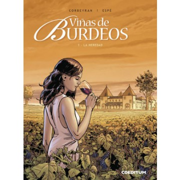 VIÑAS DE BURDEOS 01: LA HEREDAD