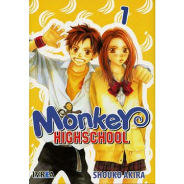 MONKEY HIGHSCHOOL 01 (de 8)
