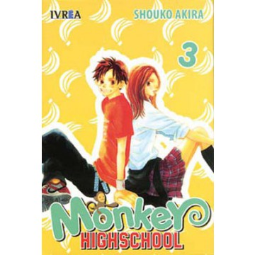 MONKEY HIGHSCHOOL 03 (de 8)